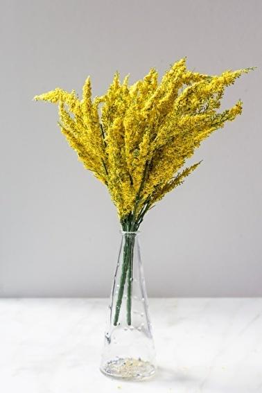 Arma House Dooset Daram Sarı Yapay Çiçek Sarı